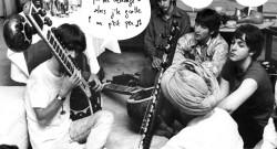 John, Paul, George, Ringo and Yves