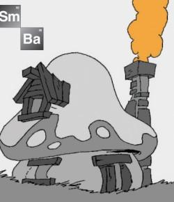 Smurfing Bad