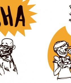 Strip numéro 36, générant une hilarité de bon aloi